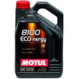 Моторное масло Motul 8100 Eco-energy 5w-30 (4л)
