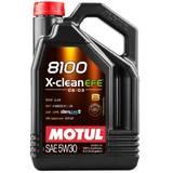 Моторное масло Motul 8100 X-clean EFE 5w-30 (5л)