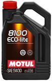 Моторное масло Motul 8100 Eco Lite 5w30 (5л)