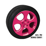 Краска розовая глянцевая (плёнка-спрей) SPRAY FILM FOLIATEC лучше чем plasti dip! 2081