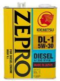 Масло моторное IDEMITSU ZEPRO DIESEL DL-1 5W30 ACEA C2-08 4L
