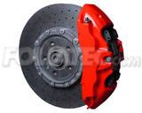 Краска для суппортов FOLIATEC Rosso Red красная (2160)