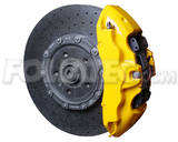 Краска для суппортов FOLIATEC Speed Yellow желтая (2161)