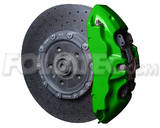 Краска для суппортов FOLIATEC Power-Green зеленая (2166)
