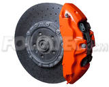 Краска для суппортов FOLIATEC Orange оранжевая (2167)