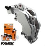 Краска для суппортов FOLIATEC серебристый металлик Stratos Silver (2172)
