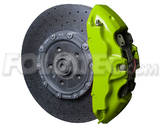 Краска для суппортов FOLIATEC Toxic green кислотно зеленая (2177)