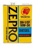 Масло моторное IDEMITSU ZEPRO DIESEL 10W30 DH-1/ CF-4 4L