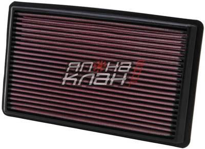 Воздушный фильтр нулевого сопротивления K&N 33-2232 Subaru Impreza WRX , IMPREZA 92-07, NISSAN 350Z