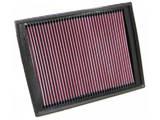 33-2333 Воздушный фильтр нулевого сопротивления K&N LAND ROVER LR3 4.4L-V8; 2005