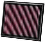 Воздушный фильтр нулевого сопротивления K&N 33-2962 OPEL/VAUX INSIGNIA 1.6/1.8/2.0/2.8L; 08-10