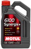 Моторное масло Motul 6100 Synergie Plus 10w-40 (4л)