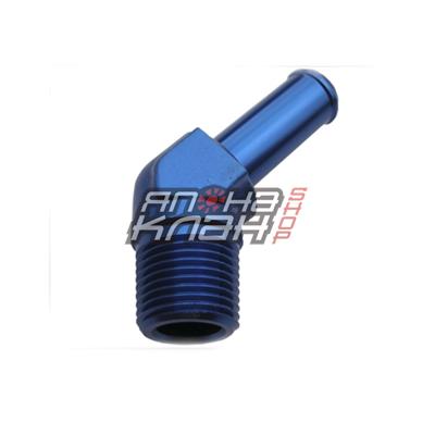 Адаптер AN6 - 9mm 45 градусов