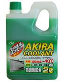 АНТИФРИЗ AKIRA COOLANT ALL SEASON TYPE -40 ЗЕЛЕНЫЙ 1Л