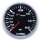 Датчик Depo Racing CSM 52мм Давление турбины Boost (механический)
