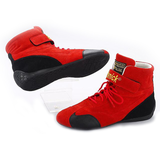 Ботинки для автоспорта Beltenick BTN-100 красные размер 42