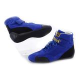 Ботинки для автоспорта Beltenick BTN-100 синие размер 42