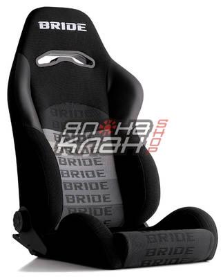 Кресло спортивное Bride Digo черный
