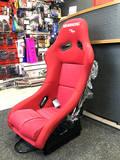 Кресло спортивное Bride VIOS Low Max красный