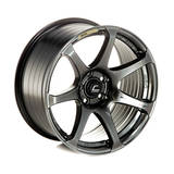 Диски COSMIS Racing MR-7 18X9,0 PCD5H114,3 ET25 HYPER BLACK