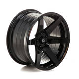 Диски COSMIS Racing S1 18X9,5 5X114,3 ET15 BLACK