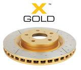 Тормозной диск DBA X GOLD 661X Mitsubishi Pajero-3 All 01-05, задние