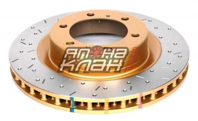 Тормозной диск DBA 42739XS Lexus RX350/450 -13 передний