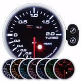 Датчик Depo Racing PK-SC 60мм Boost 3bar (Давление турбины)