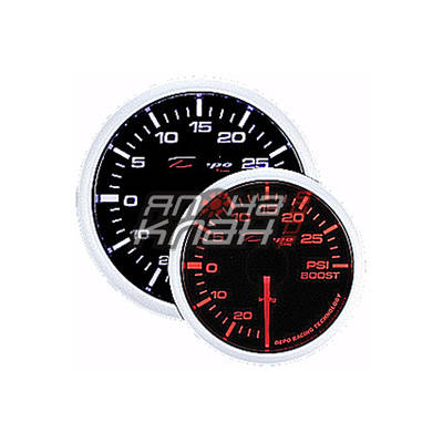 Датчик Depo WA 52мм Boost (Давление турбины)