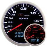 Датчик DEPO Black 4in1 boost/volt/op/ot