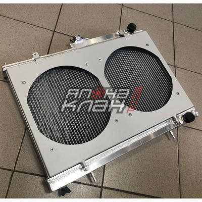 Диффузор алюминиевый Subaru Impreza GR / Legacy BL-BP5 / Forester SH