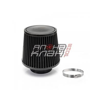 Фильтр нулевого сопротивления TBOX 76мм Черный