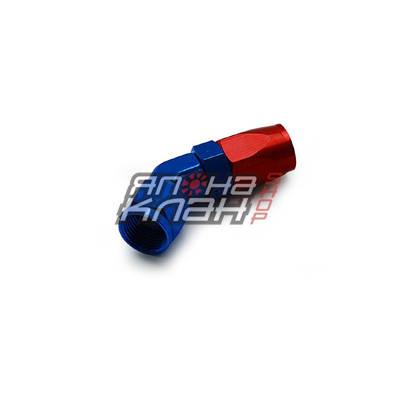 Фитинг AN6 45 гр усиленный