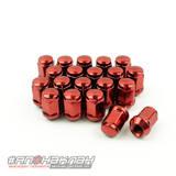 Гайки колесные Starleks M12*1.5 красные