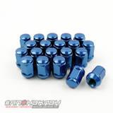 Гайки колесные Starleks M12*1.5 синие