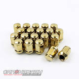 Гайки колесные Starleks M12*1.25 золотые