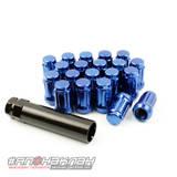 Гайки колесные Starleks узкие M12*1.25 синие