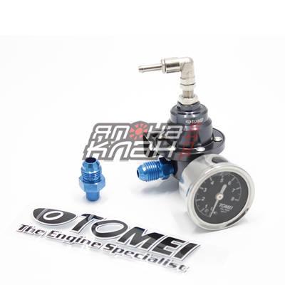 Регулятор топлива Tomei Type S с манометром