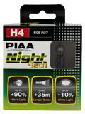 PIAA NIGHT TECH (TYPE H4) HE-820 (3600K)
