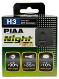 PIAA NIGHT TECH (TYPE H3) HE-821  (3600K)