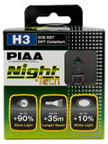 PIAA NIGHT TECH (TYPE H3) HE-821 (3600K)