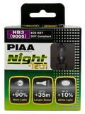 PIAA NIGHT TECH (TYPE HB3) HE-825 (3600K)