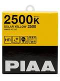 PIAA SOLAR YELLOW (H11) (2500K)