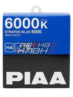 PIAA STRATOS BLUE (H4) (6000K)