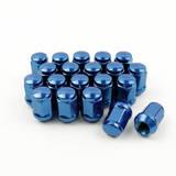 Гайки колесные Starleks M14*1.5 синие