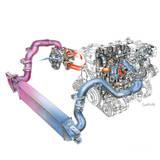 интеркулер-кит Toyota Aristo JZS161 (кулер+пайпы)