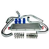 Интеркулер-кит VW Golf 1.8T 98-05 (кулер+пайпы)