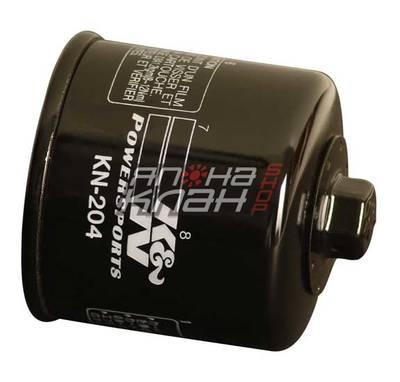 Фильтр масляный K&N KN-204 POWERSPORTS