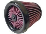 Фильтр нулевого сопротивления универсальный K&N RX-3810-1   X-Stream Clamp-On