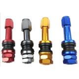 Комплект спортивных алюминиевых ниппелей Tbox GunMetal